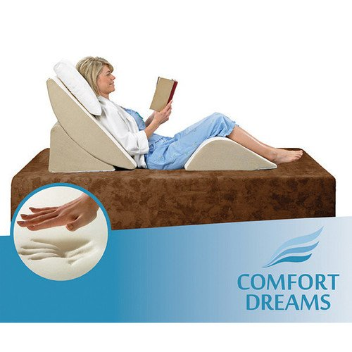 Comfort Dreams Zero Gravity Adjustable 3-Piece Wedge System
