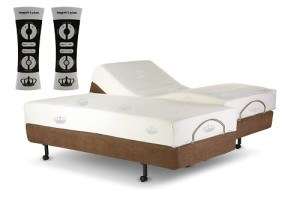 DynastyMattress S-Cape Adjustable Beds Set Sleep System