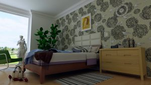 imageabay wallpaper-wall-room-bedroom-bed_default
