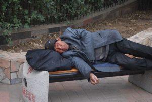 www.publicdomainpictures.net_sleeping street