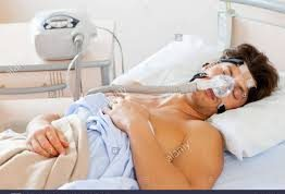 ( CPAP Titration in OSAS Treatment - Image Courtesy of www.alamy.com )