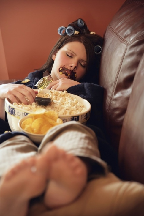 ( Sleep-Related Eating Disorder - Image Courtesy of www.omicsonline.org )