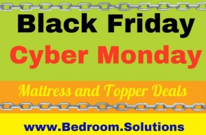 Black Friday and Cyber Monday Memory Foam Mattress and Topper Deals