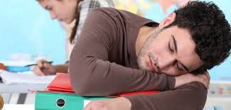 ( Hypersomnia - Image Courtesy of chicagosleepcenter.com )
