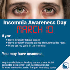 ( Insomnia - Image Courtesy of www.sleepeducation.org )