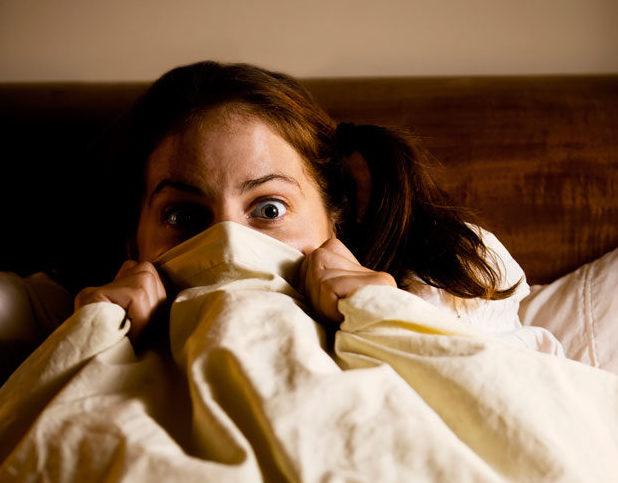 ( Sleep Paralysis - Image Courtesy of flipboard.com )