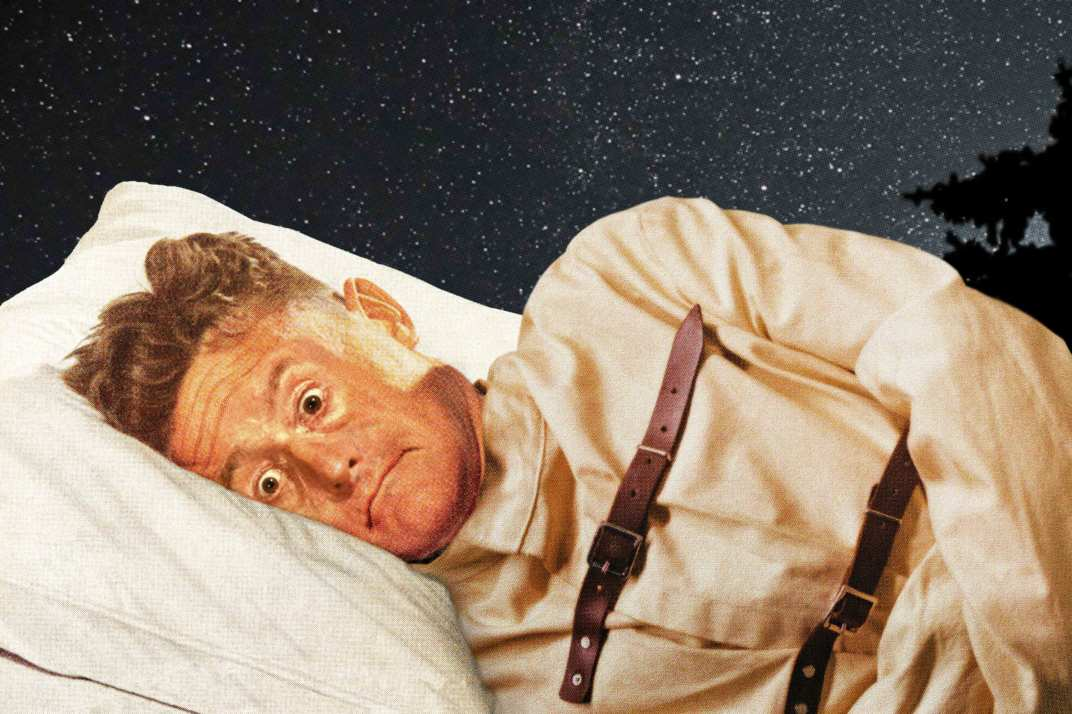 ( Sleep Paralysis - Image Courtesy of nymag.com )