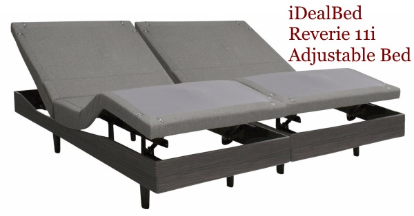 Adjustable Beds Reviews >> Idealbed Reverie 5i 7s 8i And 11i Adjustable Bed Reviews