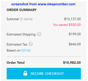 Sleep Number Bed Prices