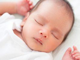 Healthy sleeping habits for babies