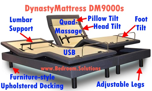 DynastyMattress DM9000s Review