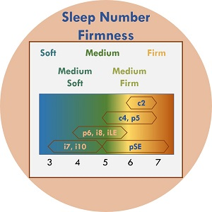 Sleep Number Bed Firmness