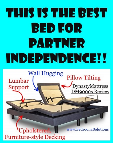 split king adjustable beds