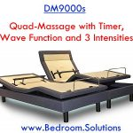 DM9000s Adjustable Bed Massage Review