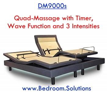 DM9000s Adjustable Bed Massage Review