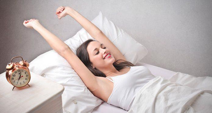 wakeup peacefully