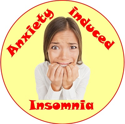 Anxiety induced insomnia
